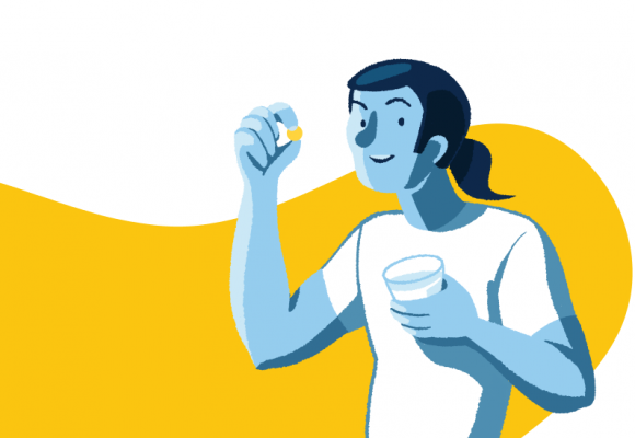 Совместимость витамина Д: с чем можно принимать?