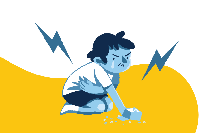 Признаки острой передозировки витамина Dу детей.
